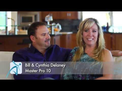 LifeVantage LifeStories featuring Bill & Cynthia Delaney - Master Pro 10