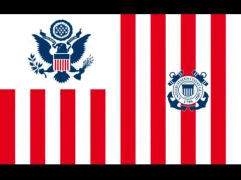 The United States Coast Guard Ensign (USCG)