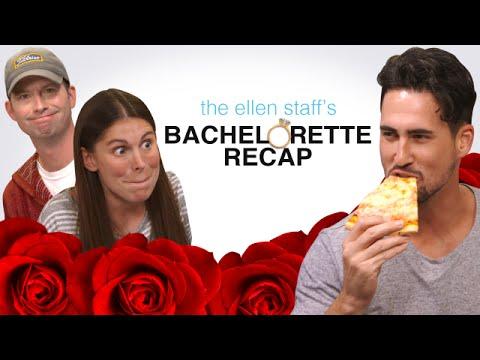 The Ellen Staff's 'Bachelorette' Chat with Josh Murray