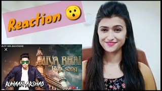 Miya Bhai (Hyderabadi) l Ruhaan Arshad l Pahadigirl Reaction!!!!