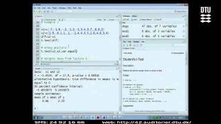 Lect.7F: Paired T-Test