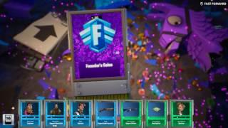 Fortnite - 20 Card Jackpot Llama!
