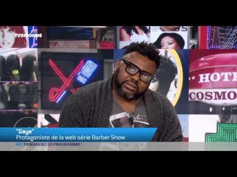 """Web série: """"Barber Show"""" décrypte le quartier Afro de Paris"""