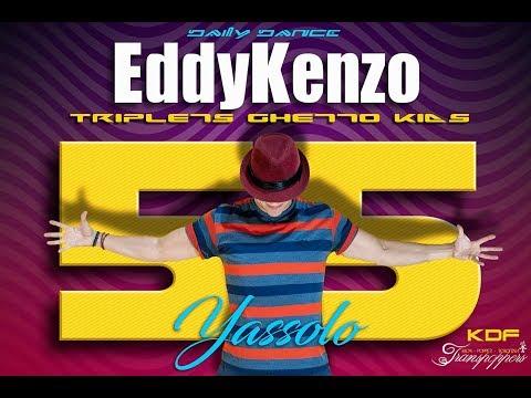 Eddy Kenzo   YASSOLO - Triplets Ghetto kids   FREESTYLE DANCE   Robotina Transpoppers KDF