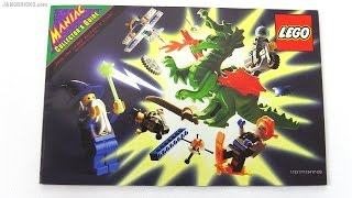 A look through a LEGO Catalog from 1993!