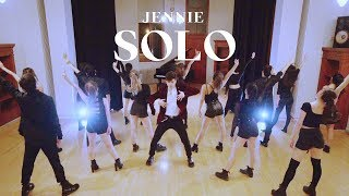Download [EAST2WEST] JENNIE - SOLO Dance Cover (Male Ver.)
