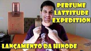 Acompanhe a resenha do perfume Lattitude Expedition, lançamento da ...