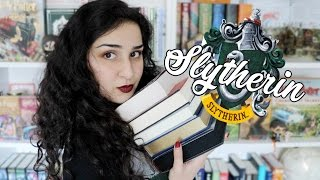 Hogwarts House Book Recommendations | Slytherin