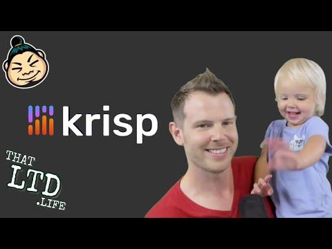 Krisp Review - Noise Removal App (Kids Screaming!)