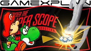 Dizzy with Ambition: Yoshi's Island – Under the Super Scope (Game Design Analysis)