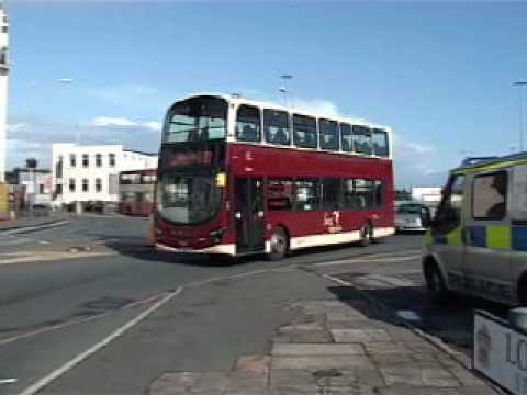 ISLE OF MAN BUSES JULY 2009