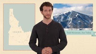 Idaho - 50 States - US Geography