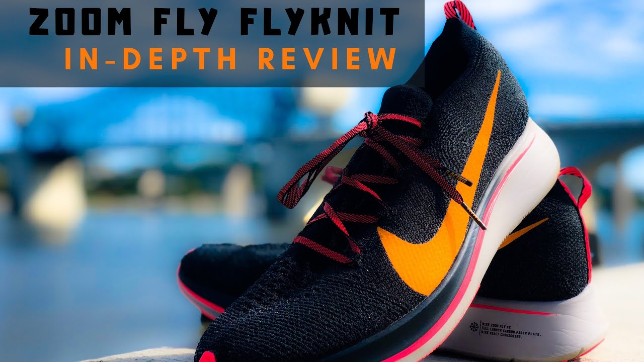 029149c9448d Zoom Fly Flyknit In-Depth Review + Giveaway - YouTube