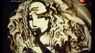 Kseniya Simonova's Sand Drawing 'ukrainians Got Talent'