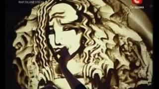 Kseniya Simonova's Sand Drawing 'ukrainians Got Talent'