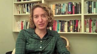 Kathryn Schulz, author of BEING WRONG: Adventures in the Margin of Error