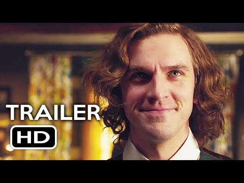 The Man Who Invented Christmas Official Full online #1 (2017) Dan Stevens Biography Movie HD