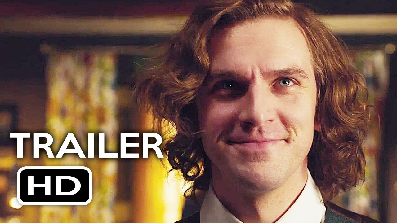 The Man Who Invented Christmas 2017.The Man Who Invented Christmas Official Trailer 1 2017 Dan Stevens Biography Movie Hd