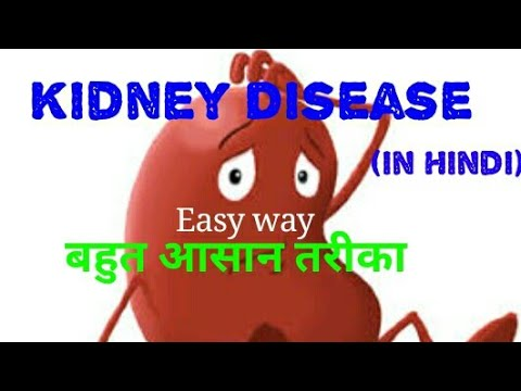 Renal system disease,Acute kidney failure in Hindi. By AAvedicgyanKD
