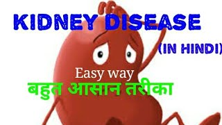 Acute kidney failure .symtoms, diagnosis, treatment. (part -1) in Hindi! By AAvedicgyanKD
