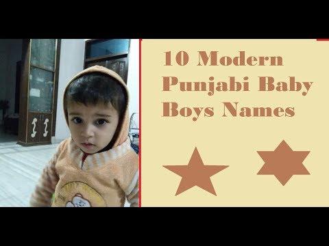 Modern hindu baby boy names punjabi