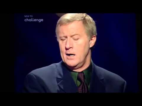 Chris Tarrant Repeating Greetings