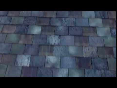 Solar roof tiles – Tesla