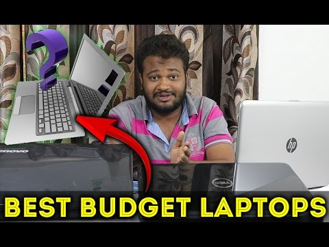 Best Budget Value Laptop 2017 In India
