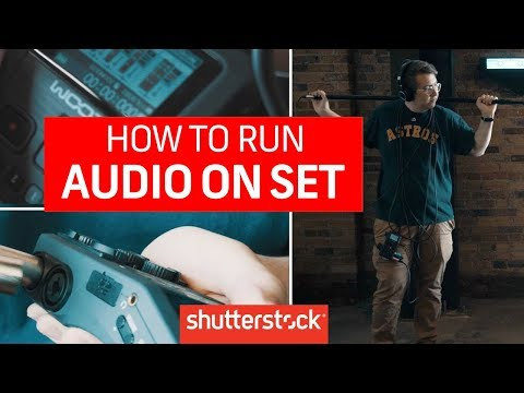 How to Run Audio As a One Man Band | Filmmaking Tips