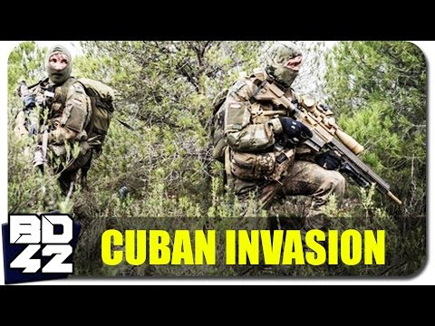 Project Reality v1.39 ► Invasion of Cuba (Full Round)