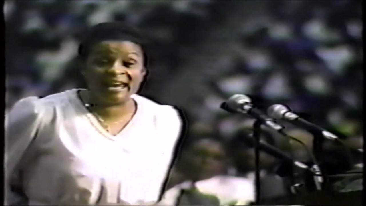 Download COGIC 1989 Mother Frances Kelley Entire Sermon and Altar Call