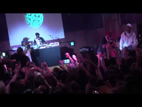 lords of the underground live saint-petersburg russia 06.10.12 part1