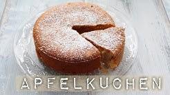 LOW CARB REZEPT: Einfacher Apfelkuchen - schnell selbstgemacht | Fitness-Dessert.de