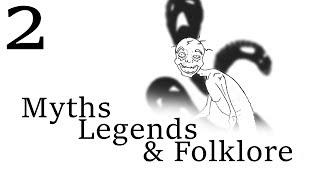 THE MANGAGAMUT - Myths, Legends, & Folklore