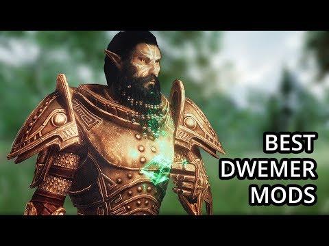 Skyrim - Top 10 Best DWEMER Mods | 2018 Edition (PC, XBOX)