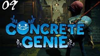 W jaskini #9 Concrete Genie PS4 | PL | Gameplay | Zagrajmy w