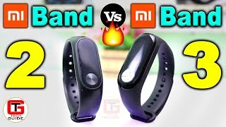 Mi Band 3 vs Mi Band 2 in Hindi | Detailed Comparison of Mi Band 2 vs Mi Band 3 in Hindi