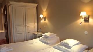 Riviera - pokój hotelowy