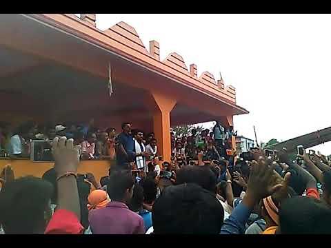 Babul da balarampura esa ki ballon sunun,,, B. J. P party jindabad,,, bhart mata ki joi.......