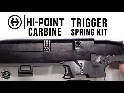 Hi Point Carbine Trigger Spring Kit - Hi Point Trigger Upgrade - M*CARBO