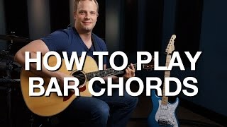 How To Play Bąr Chords - Rhythm Guitar Lesson #4