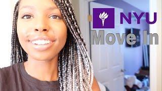 NYU Move In