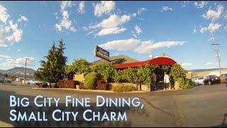 Big City Fine Dining, Small City Charm - Fly Wenatchee