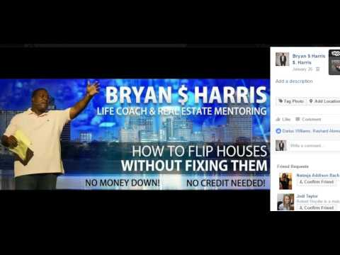 HOW TO MAKE 1 MILLION DOLLARS in REAL ESTATE with Bryan S. Harris