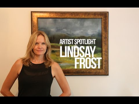 Artist Spotlight - Lindsay Frost from YouTube · Duration:  9 minutes 50 seconds
