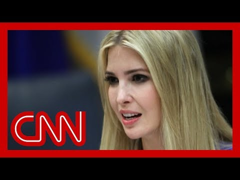Why is Ivanka Trump silent on the racist chant?