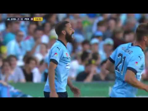 Rhys Anthony Williams, Perth Glory   Video Highlight 2016