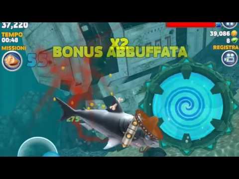 hungry shark evolution portal