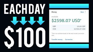 STEP BY STEP: Earn $100 Per Day For FREE - Affiliate Marketing 2020!