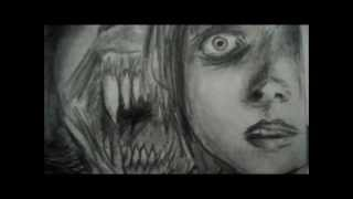 "concurso dibujo""experimento viuda negra"" creepy"